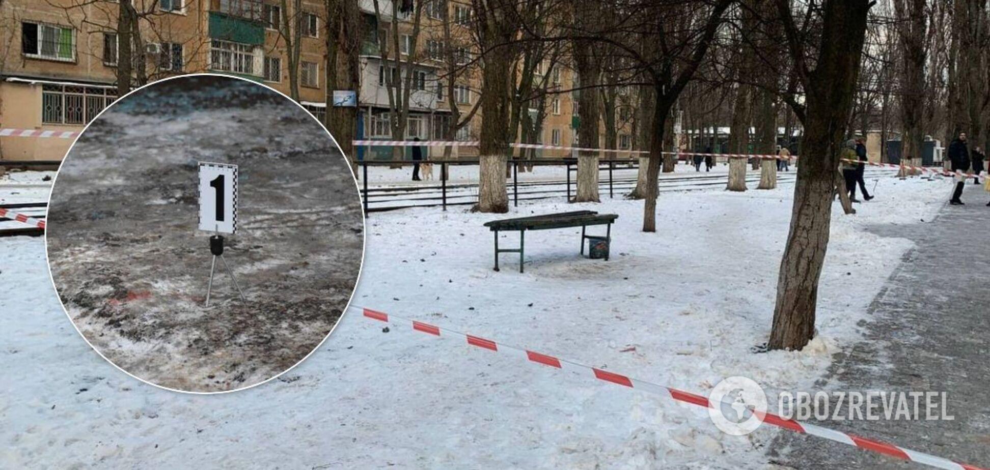 В Одесі затримали чоловіка з відрубаною головою в руці, підозрюють подвійне вбивство