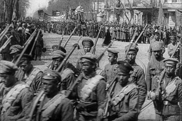 Радянська влада ще в 1919 році заперечувала проведення військових операцій в Україні. Фотофакт