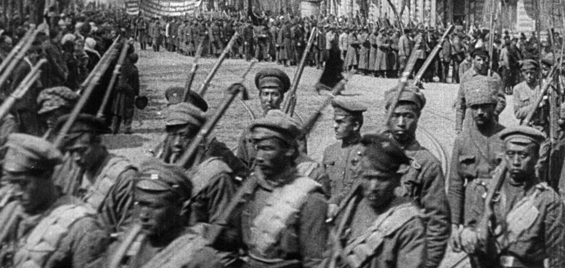 Директорія оголосила війну Росії