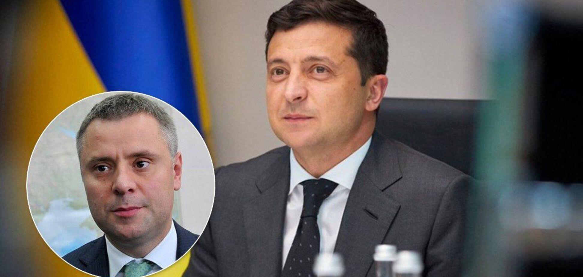 Президент, правляча партія та уряд можуть розглянути кандидатуру Вітренка на посаду міністра енергетики