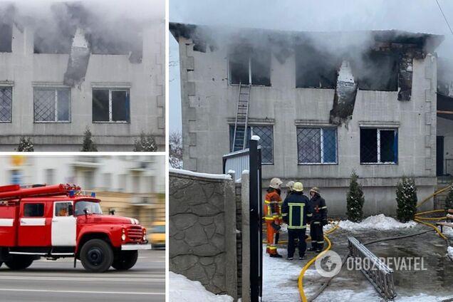 В Харькове при пожаре в доме престарелых погибли 15 человек. Все подробности, фото и видео с места трагедии