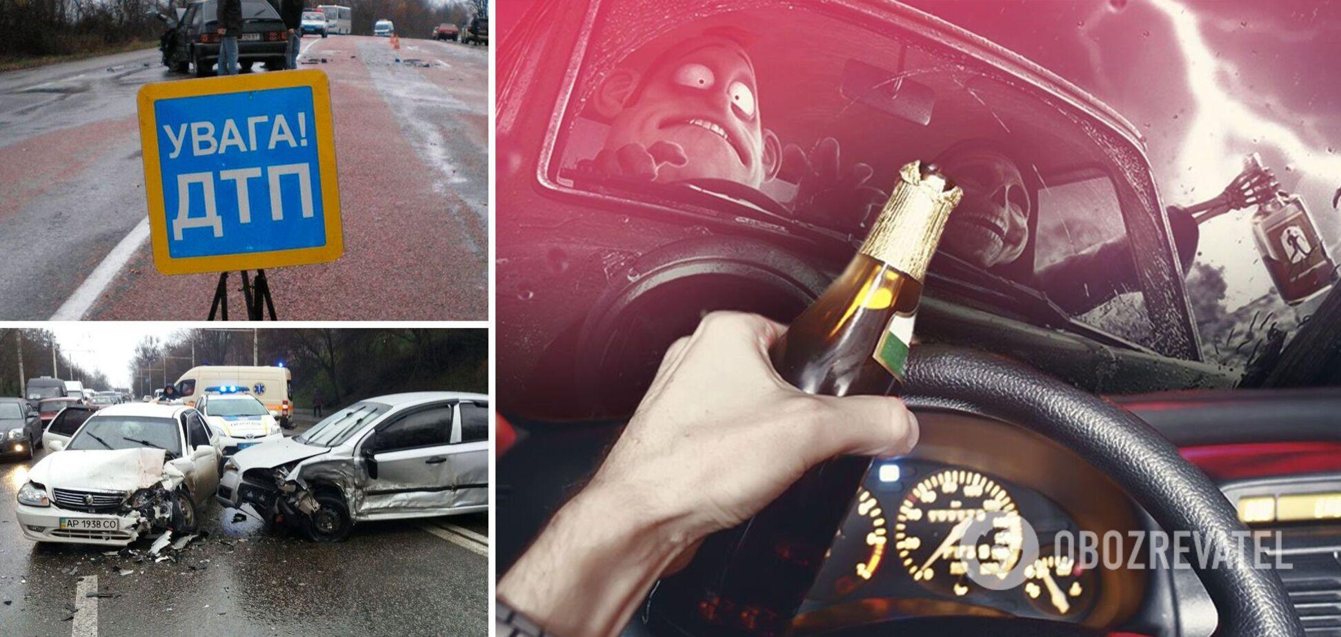 Выпившими за руль садятся как простые люди, так и правоохранители