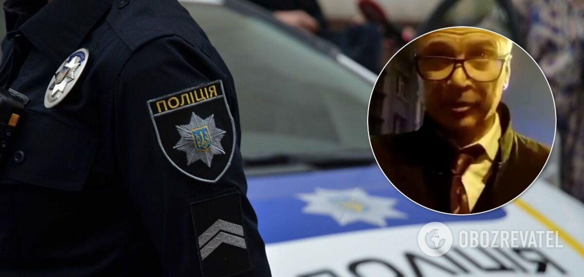 У поліції розкрили деталі затримання заступника міністра: погрожував і штовхав патрульних