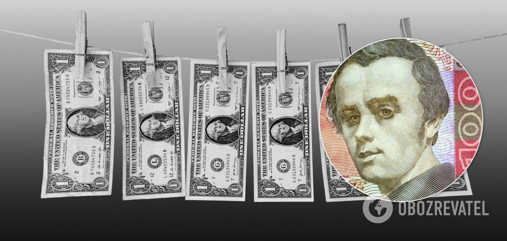 Курс доллара в Украине будет расти