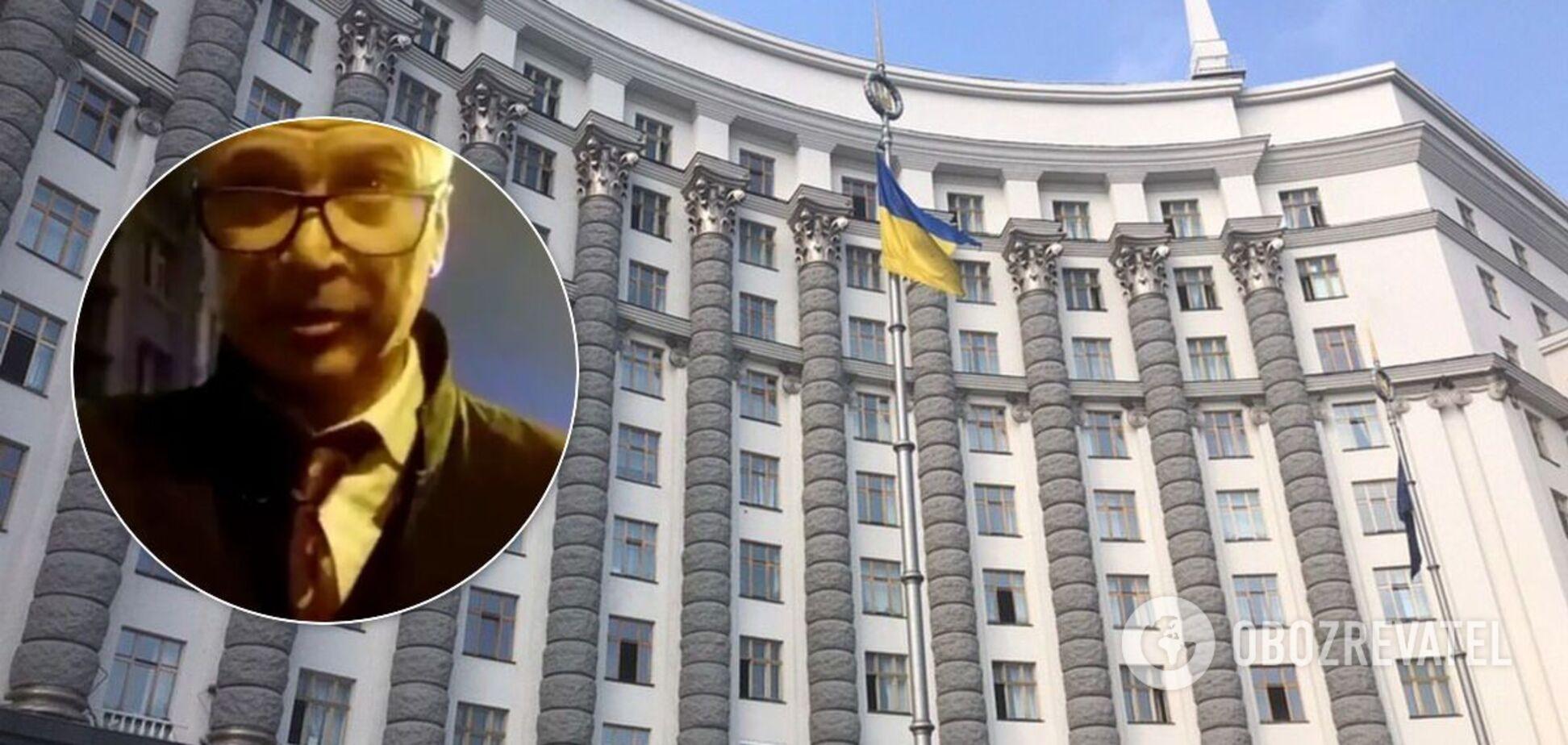 Кабмін звільнив заступника міністра Уруського, який їздив п'яний за кермом: Шмигаль відреагував на публікацію OBOZREVATEL