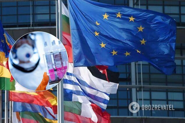 В ЕС договорились о взаимном признании тестов на COVID-19