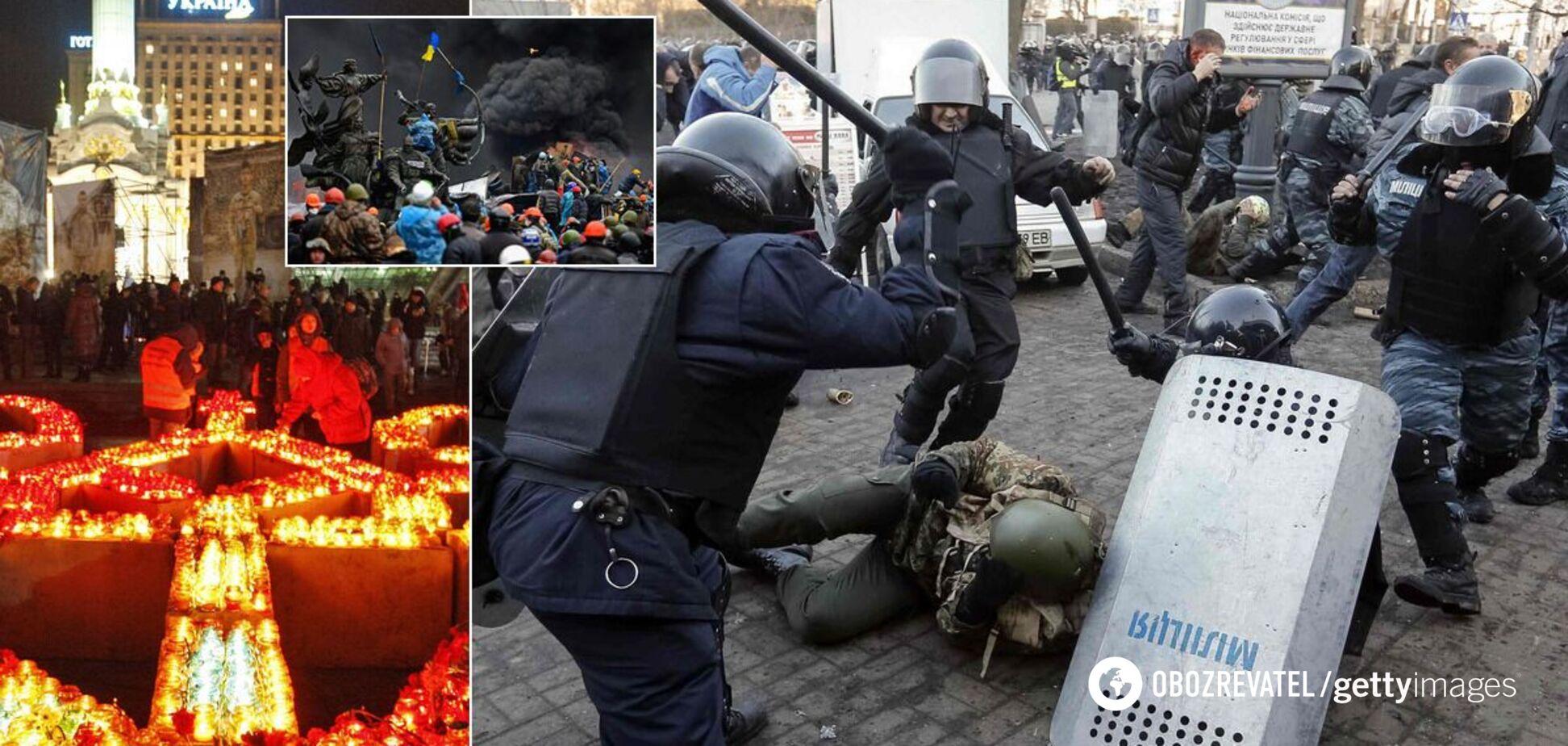 ЄСПЛ звинуватив владу Януковича в порушенні прав людини на Майдані