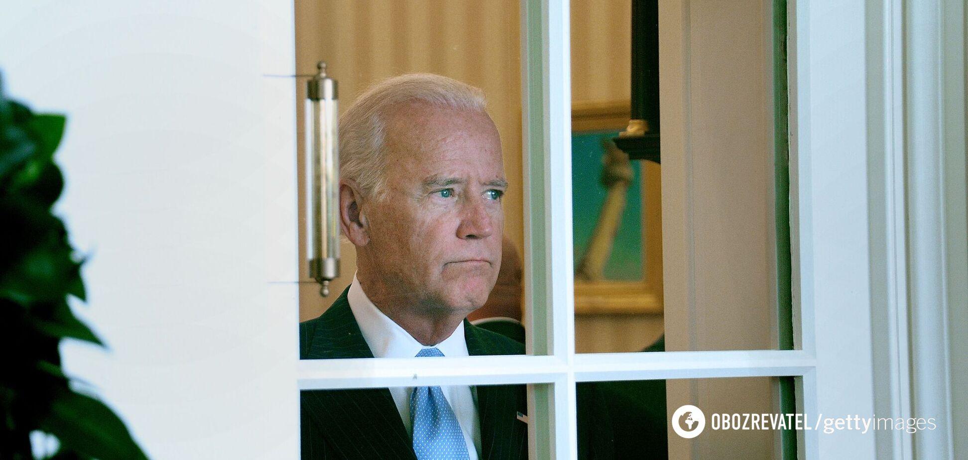 Джо Байден в Белом доме. 2014 год