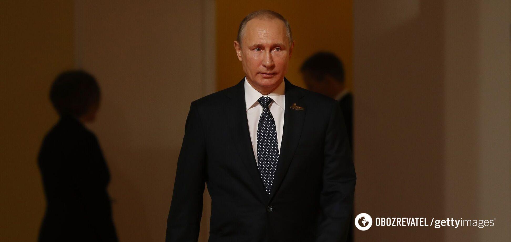 Владимира Путина могут изолировать из международного общения