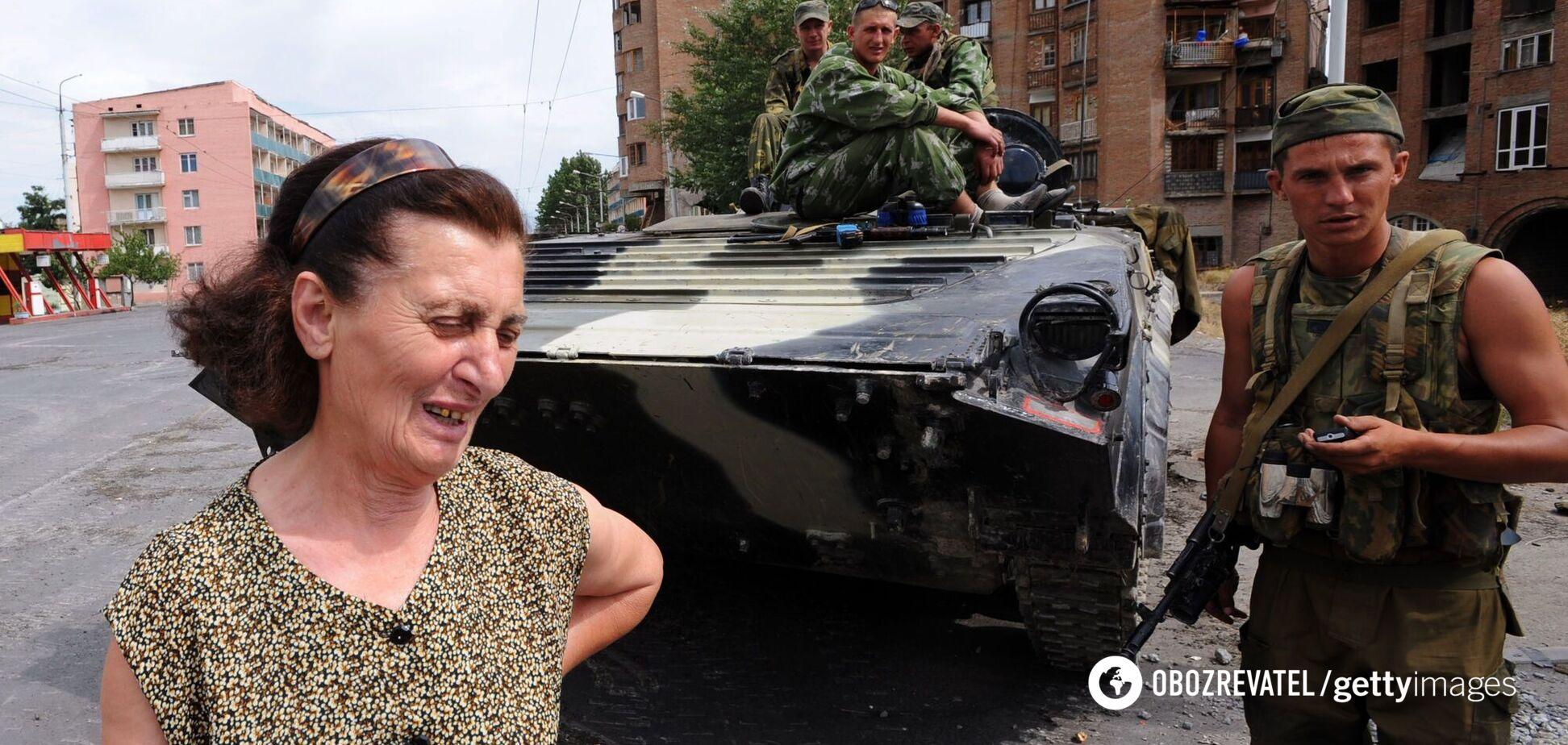 ЄСПЛ став на сторону Грузії у війні 2008 року: у РФ заявили про свою 'перемогу'