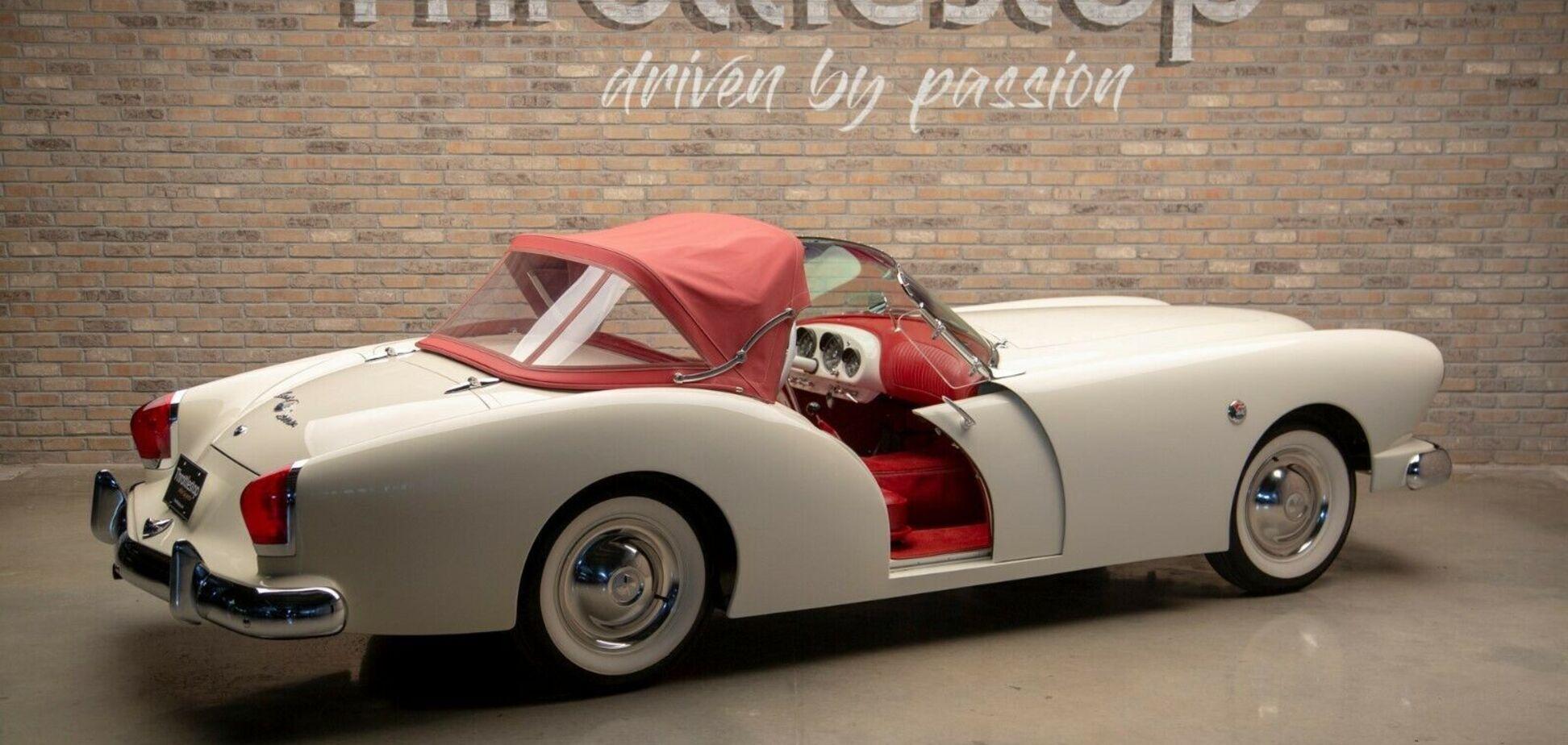 В США продается легендарный Kaiser Darrin 161 образца 1954 года