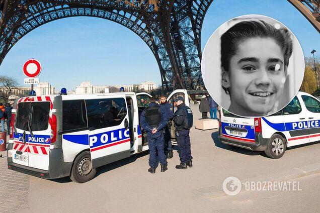 В Париже банда избила 14-летнего украинца до состояния комы. Фото