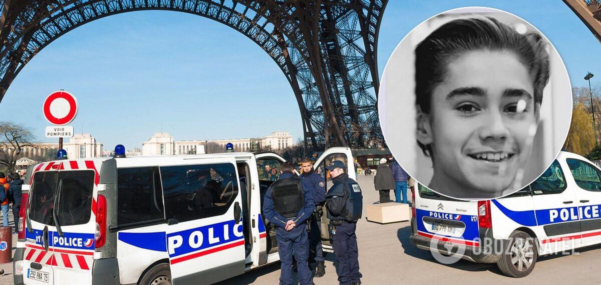В Париже избили украинца