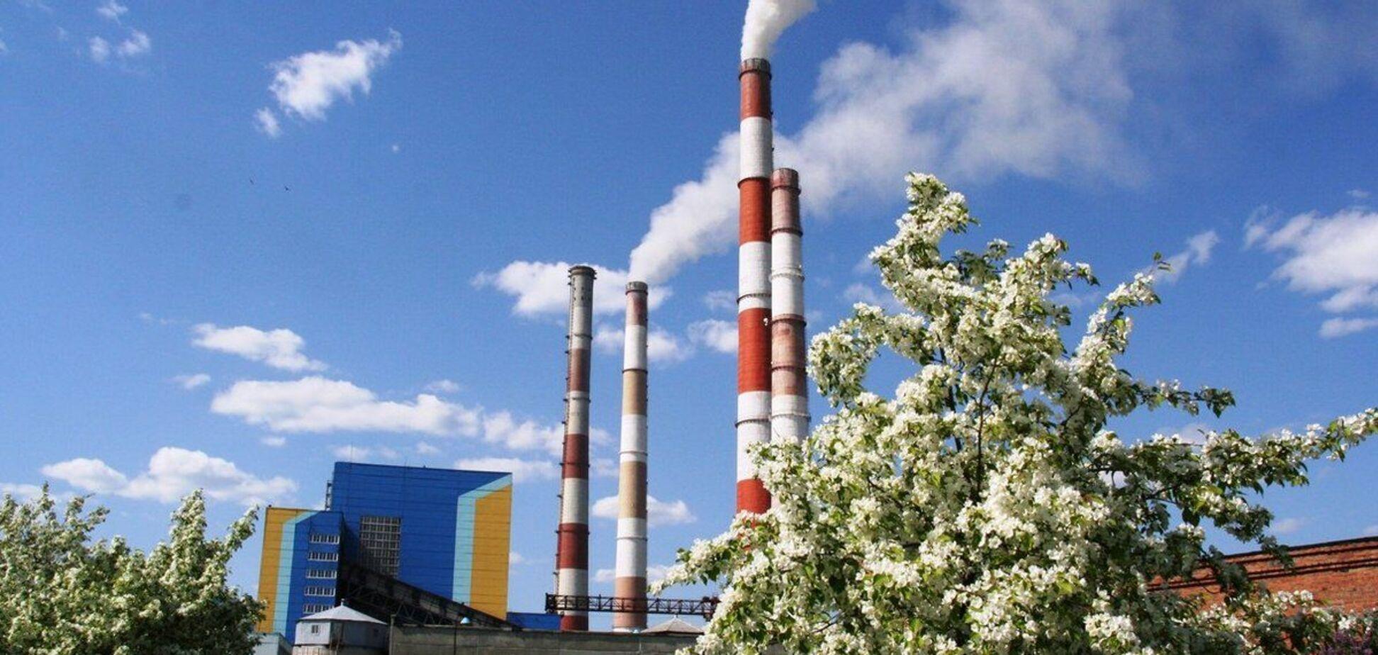 Великі підприємства працюють над зменшенням негативного впливу на навколишнє середовище