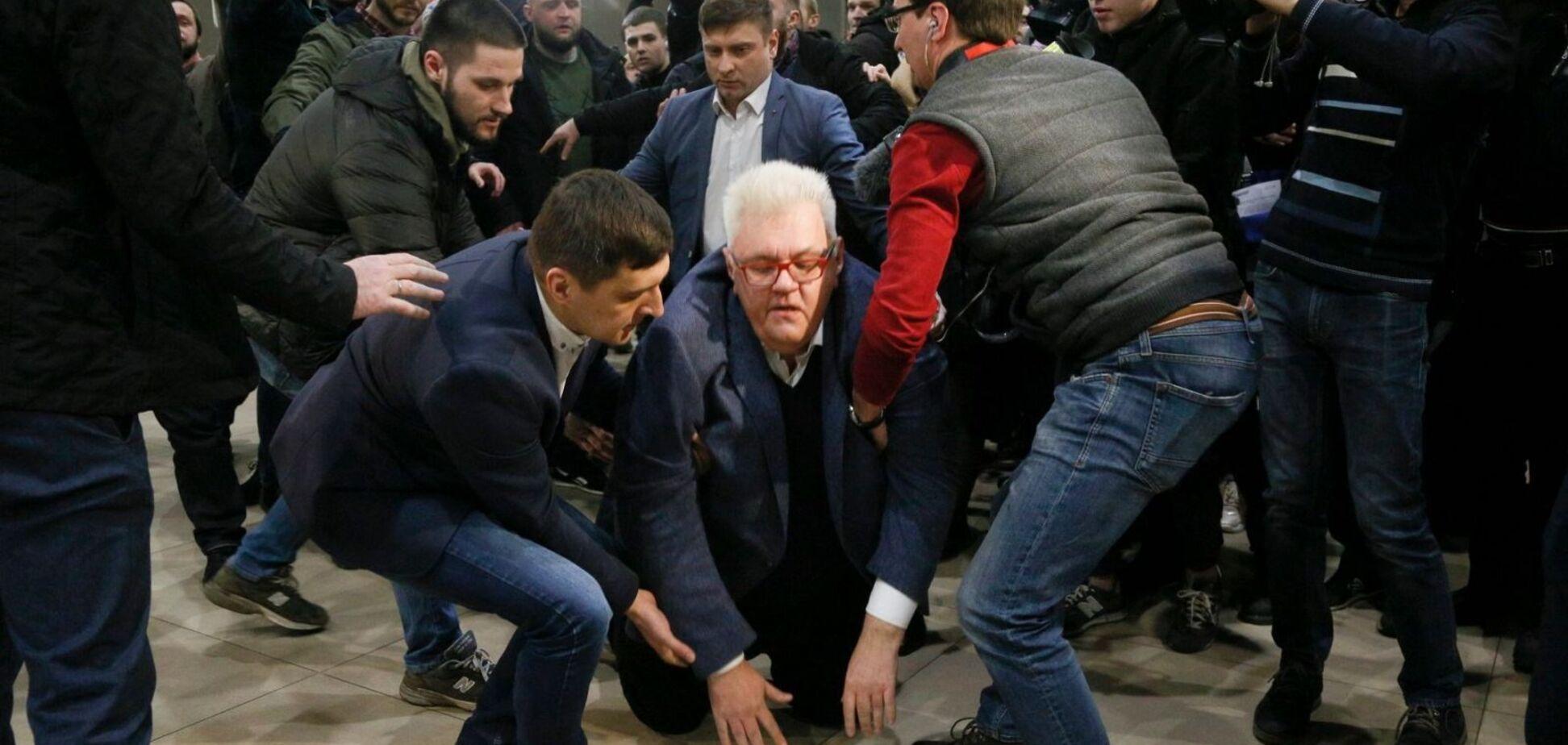 Печерский суд приступил к рассмотрению иска Сивохо