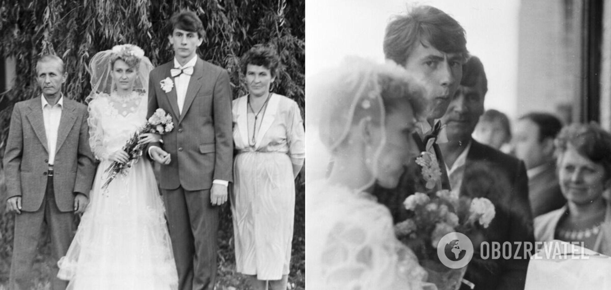 Весілля в СРСР