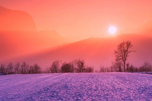 Над Україною вигляне сонце: синоптики дали прогноз погоди на 22 січня