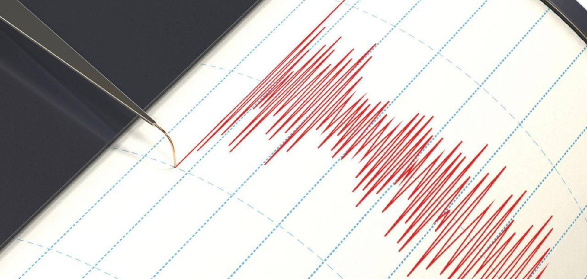 В Україні трапився землетрус магнітудою 4,3