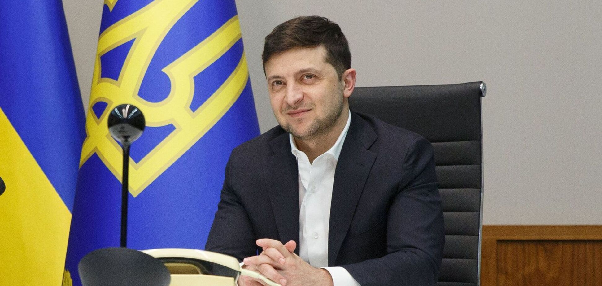 Владимир Зеленский празднует день рождения