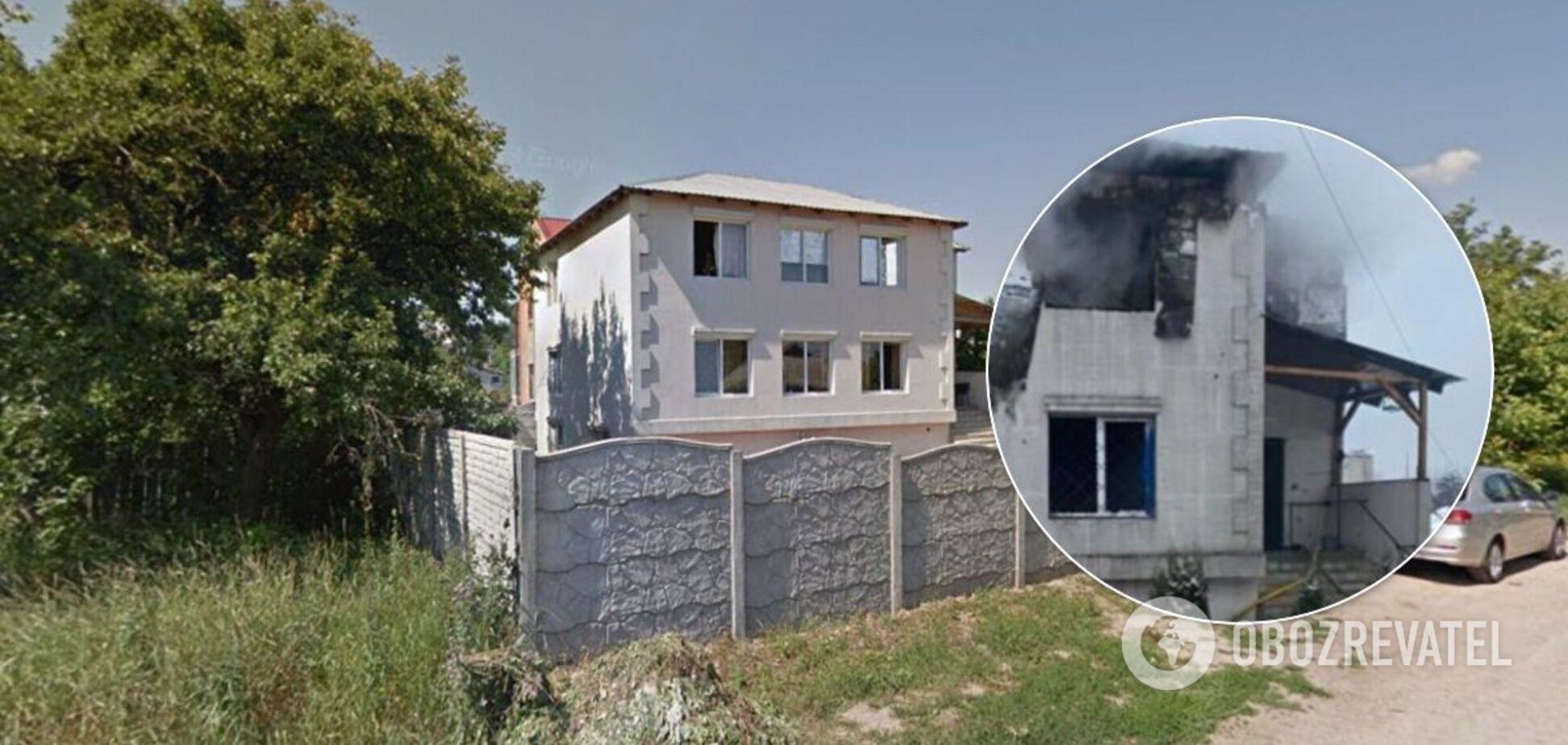 В Харькове сообщили о состоянии пострадавших при пожаре в доме престарелых