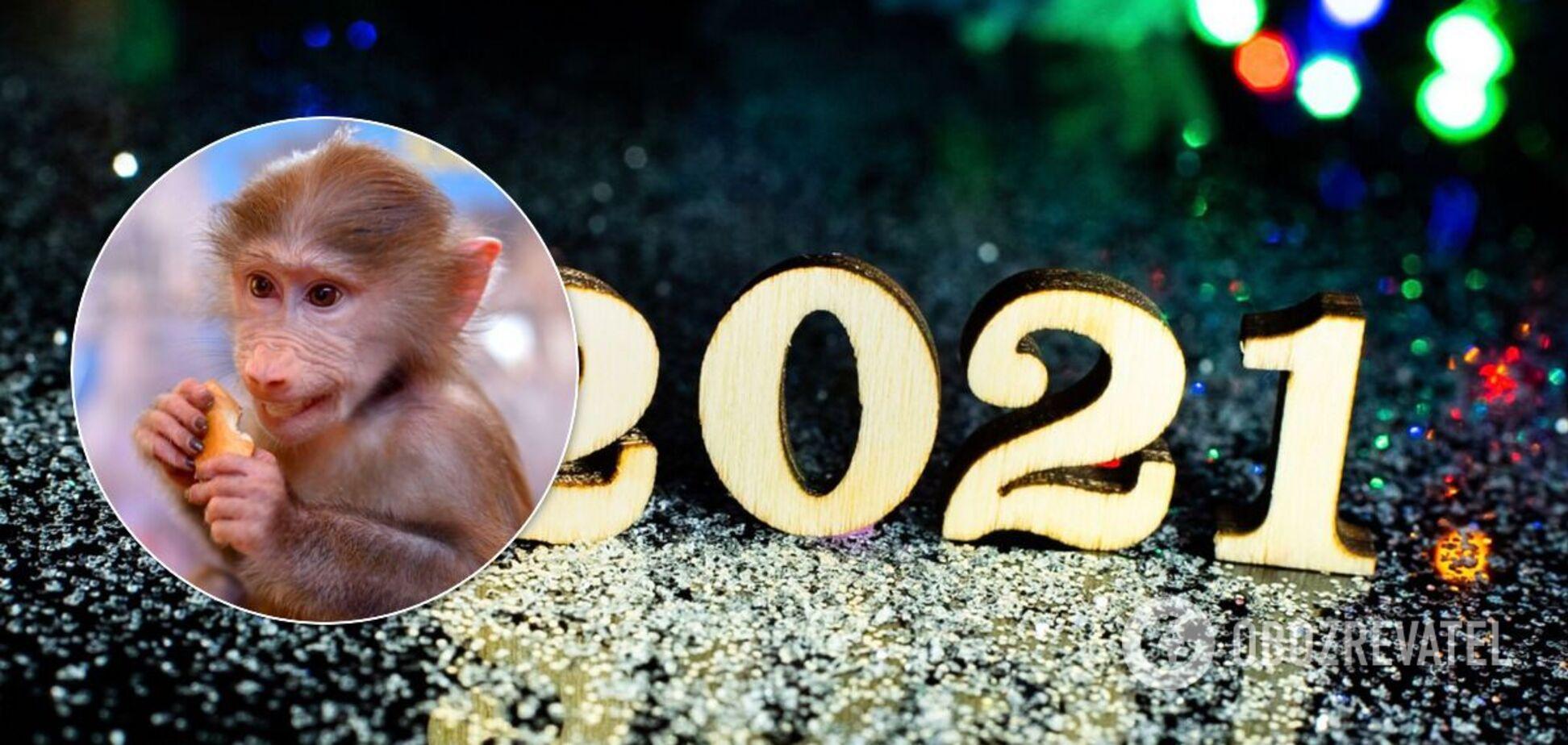 Китайський гороскоп для Мавпи на 2021-й: яким буде рік