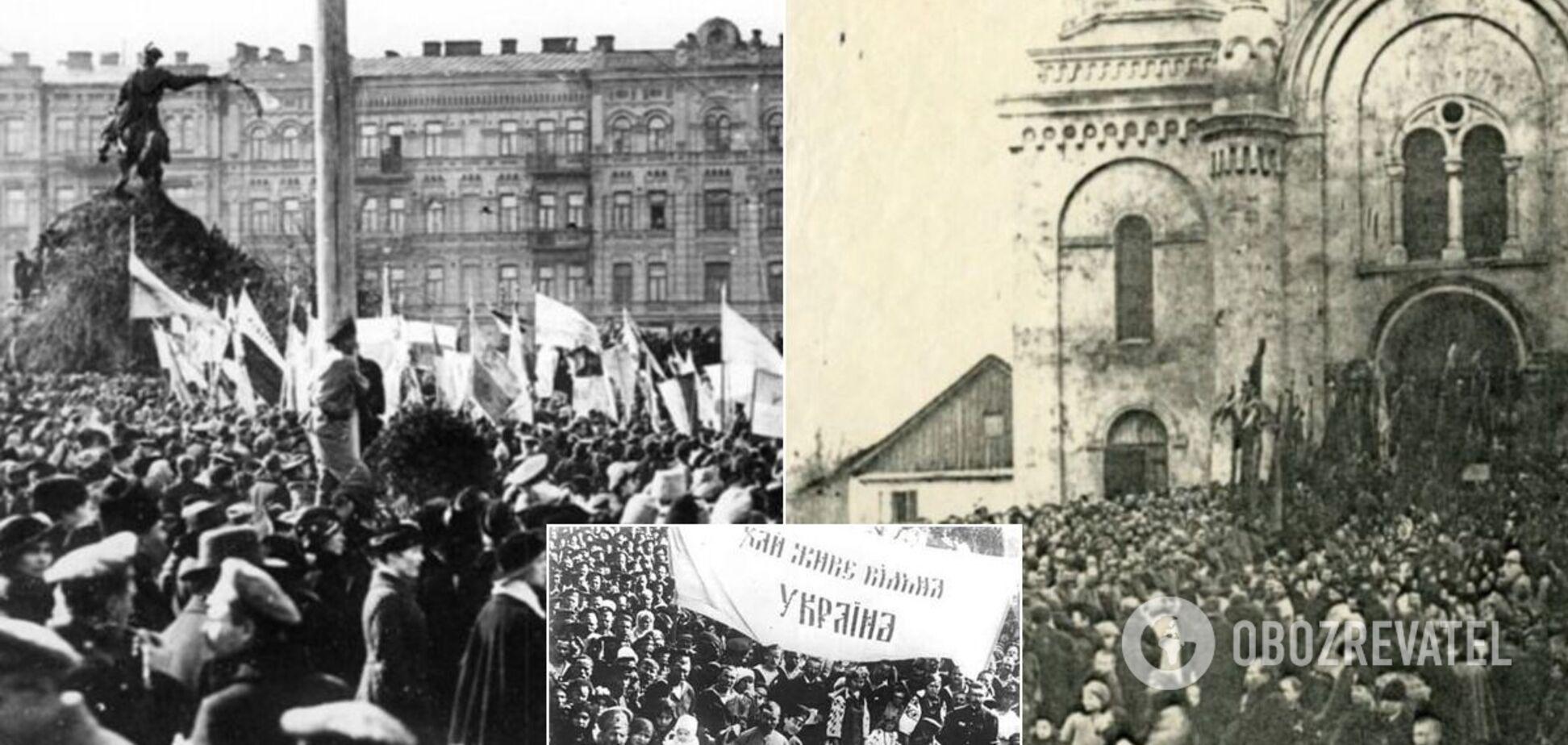 Нам є чого вчитися у діячів Української революції 1917-21 років. І є чим пишатися