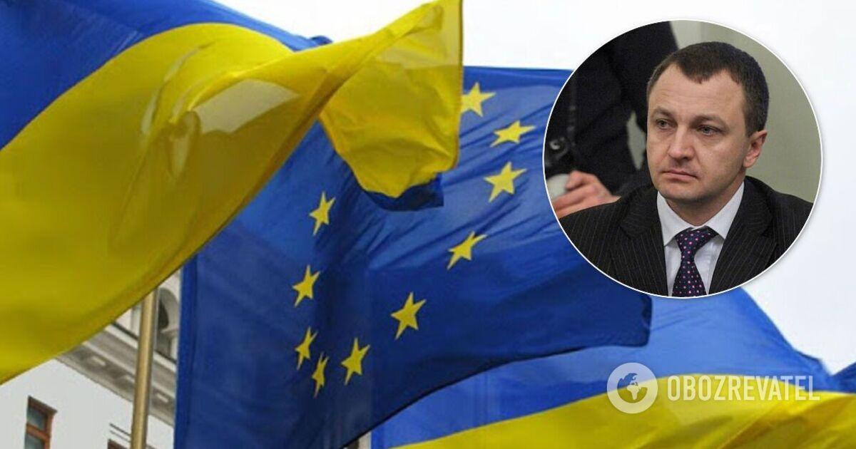 Креминь заявил, что украинский язык может стать официальным в ЕС