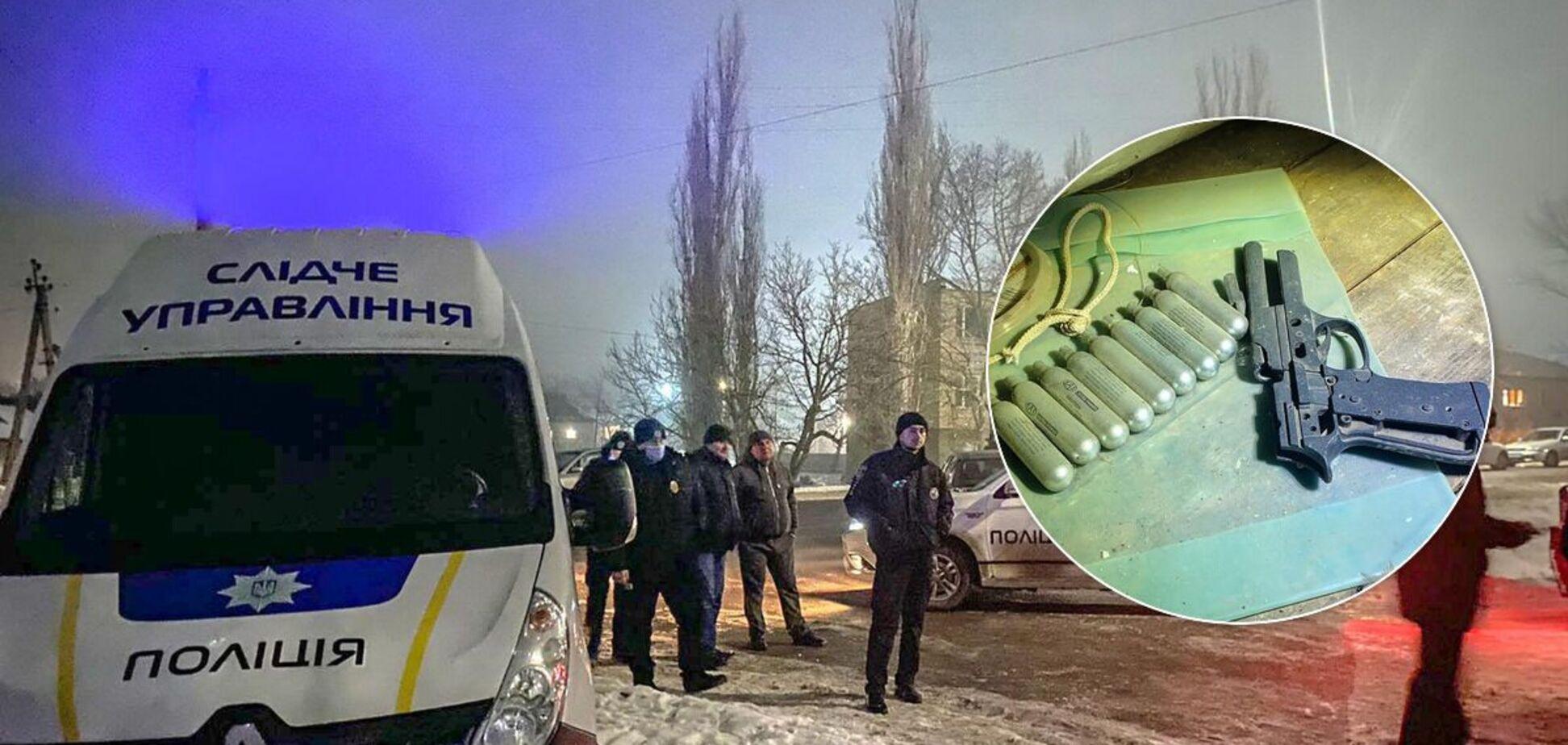 На Миколаївщині син порізав батька та влаштував перестрілку з поліцією: багато поранених. Відео та фото