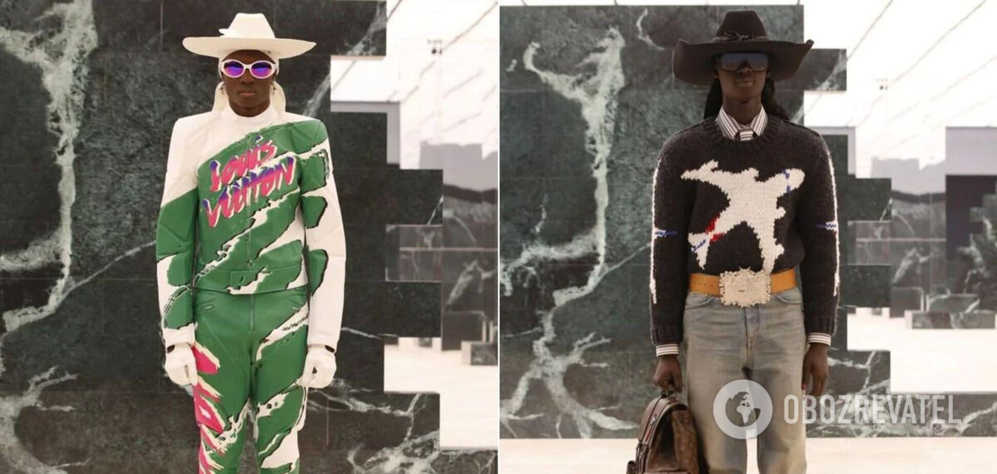 Louis Vuitton обхитрил пандемию и 'отправил' модников в путешествие