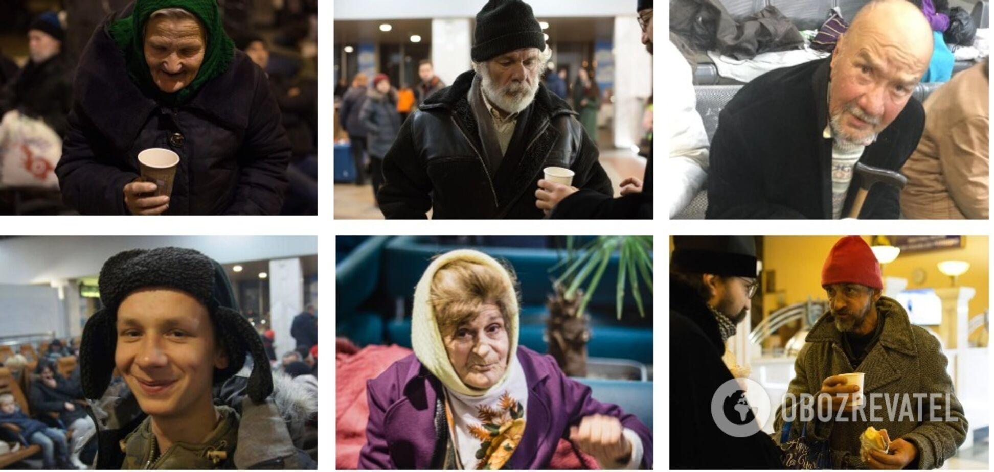 Священник Захария Керстюк: на вокзале в Киеве сотни бездомных оказались в рабстве