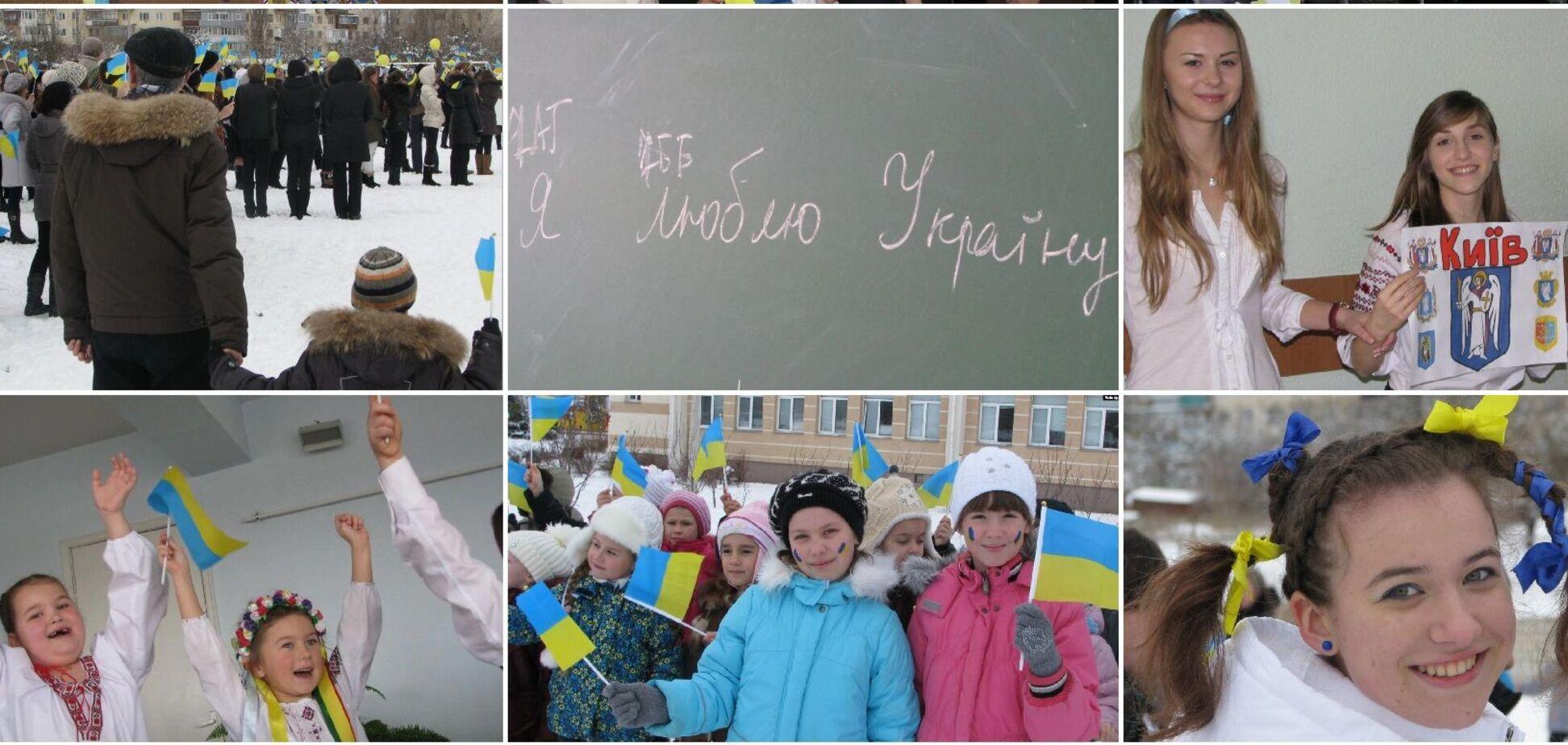 Новости Крымнаша. 'Я люблю Україну!'