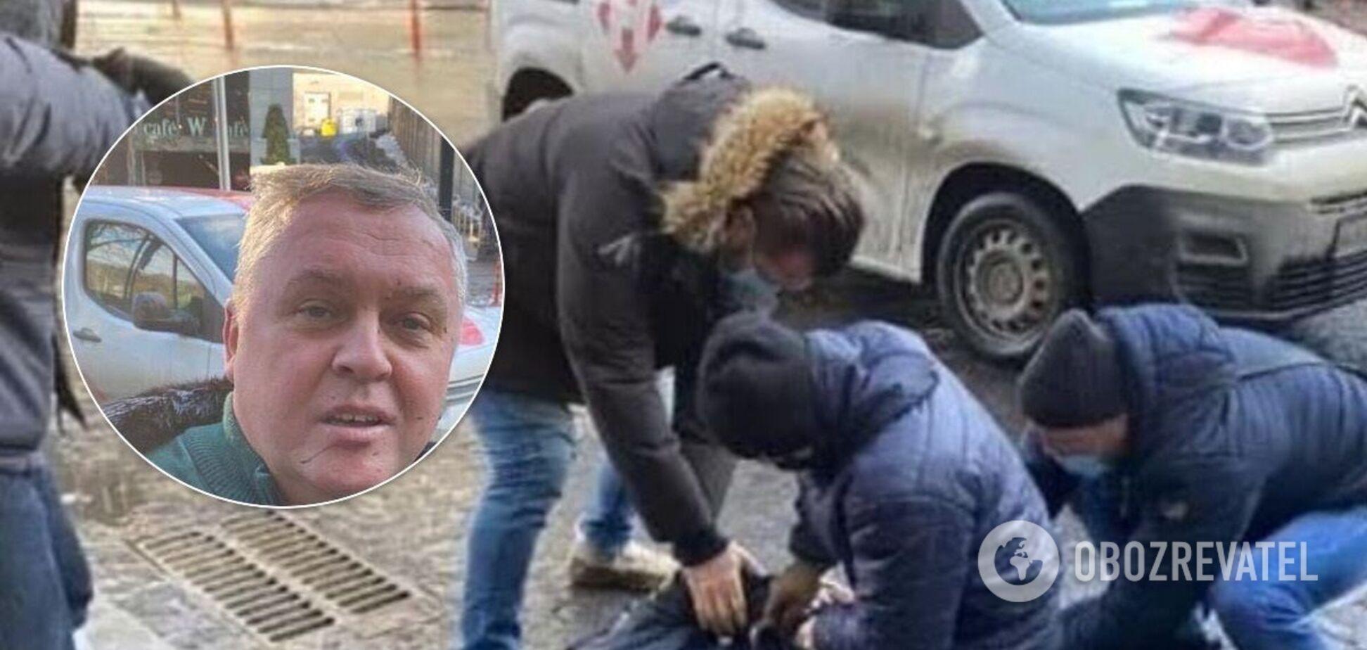 Небывалое событие в истории СБУ: в окружении Баканова начались открытые криминальные разборки
