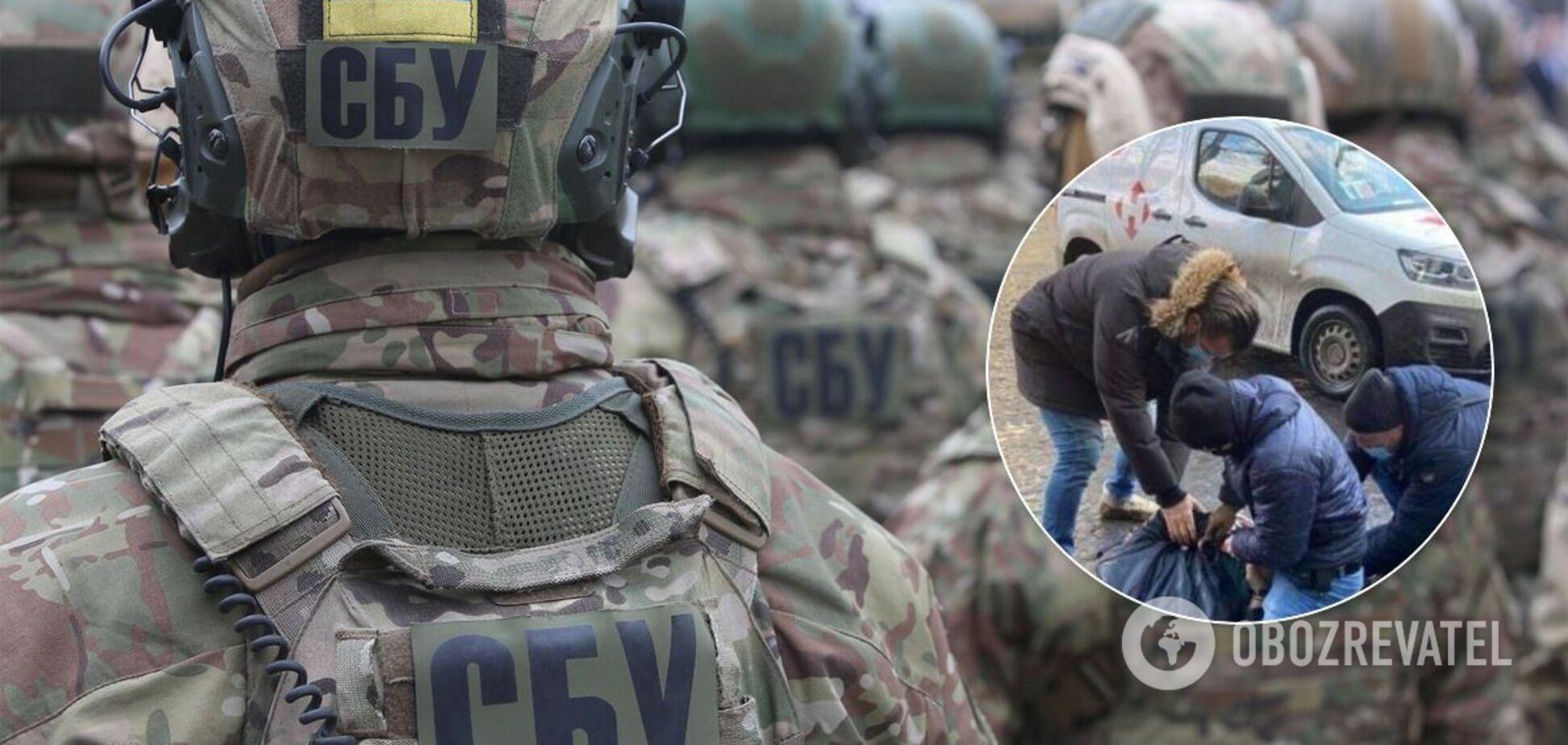 Всплыли детали спецоперации по задержанию бывшего зампреда СБУ