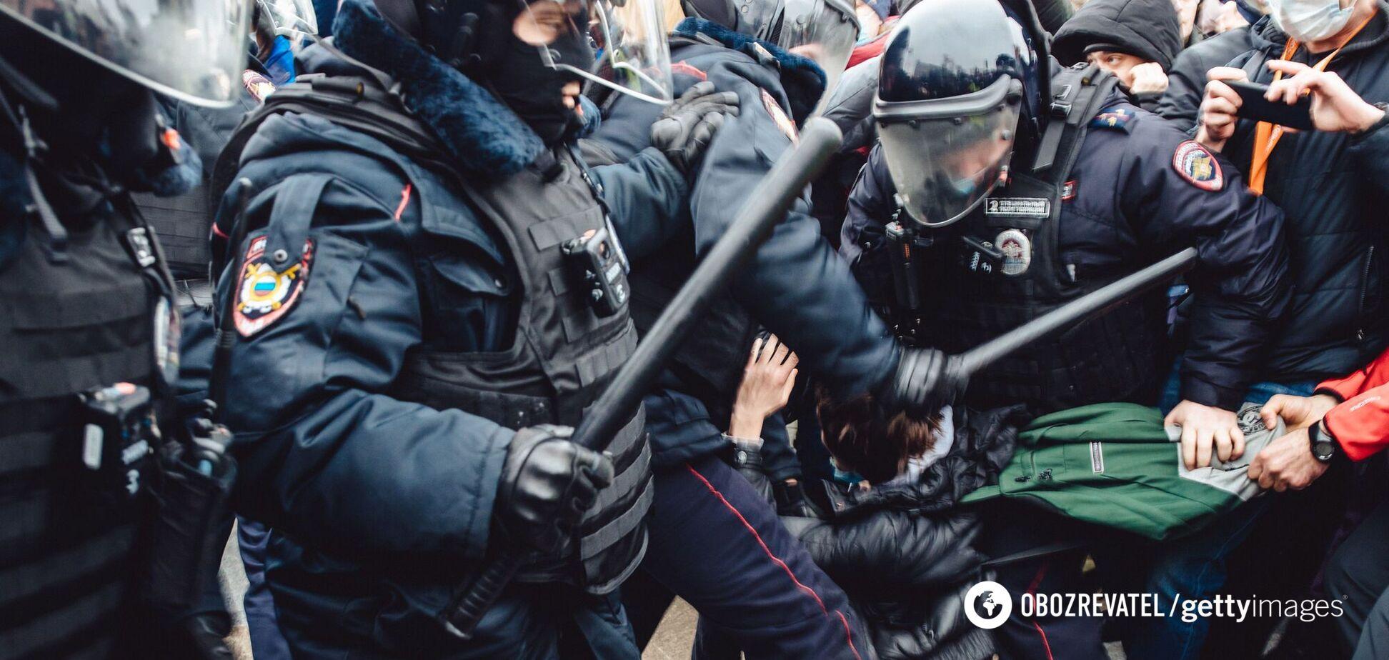 У суботу 23 січня по всій Росії пройшли масштабні мітинги проти арешту Олексія Навального