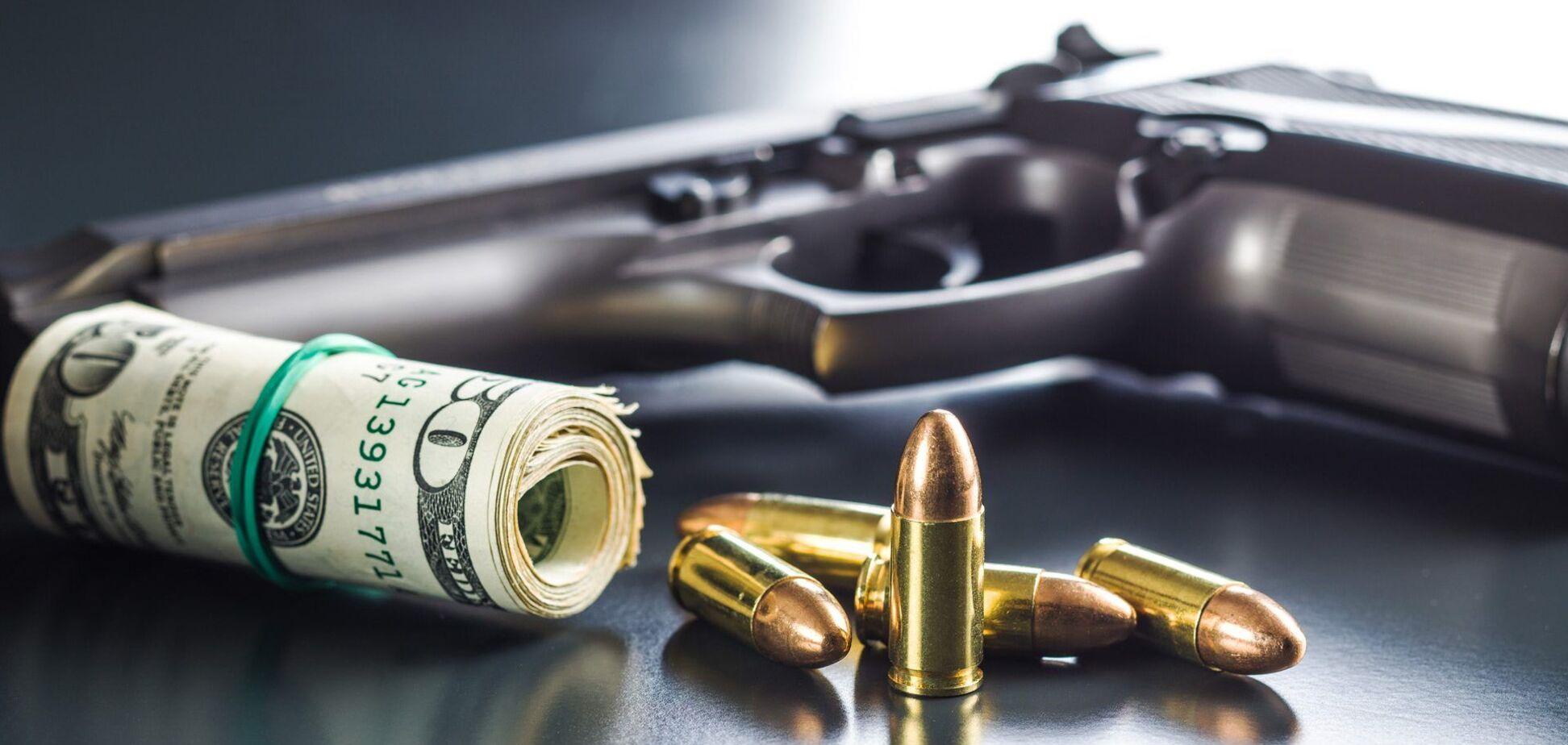 В Украине хотят легализовать огнестрельное оружие