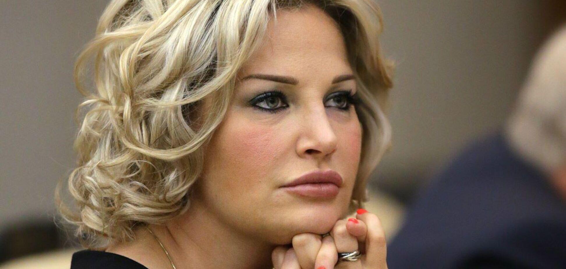 Вдова застреленого в Києві Вороненкова Максакова повернулася у Росію – ЗМІ