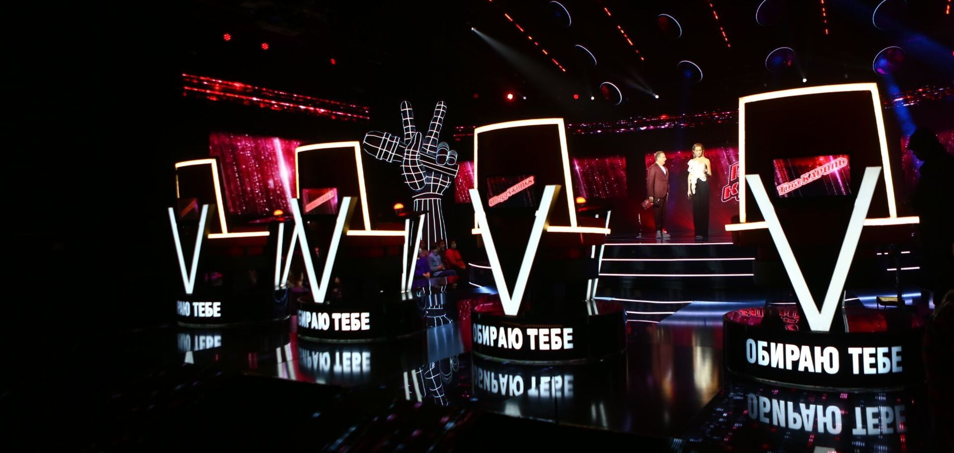 Подруга Андраде и участник Нацотбора 'Евровидения': как прошел первый выпуск 'Голосу країни-11'