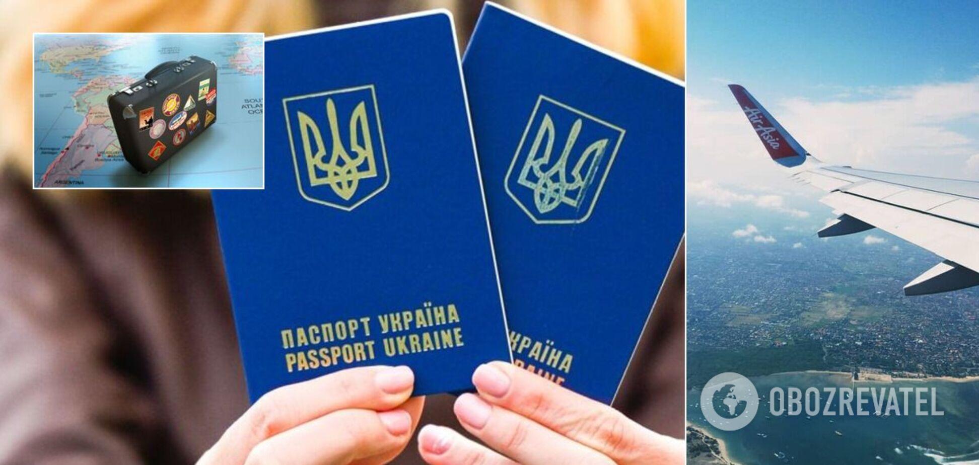 Названы 10 самых популярных стран среди украинцев: куда чаще путешествовали. Инфографика