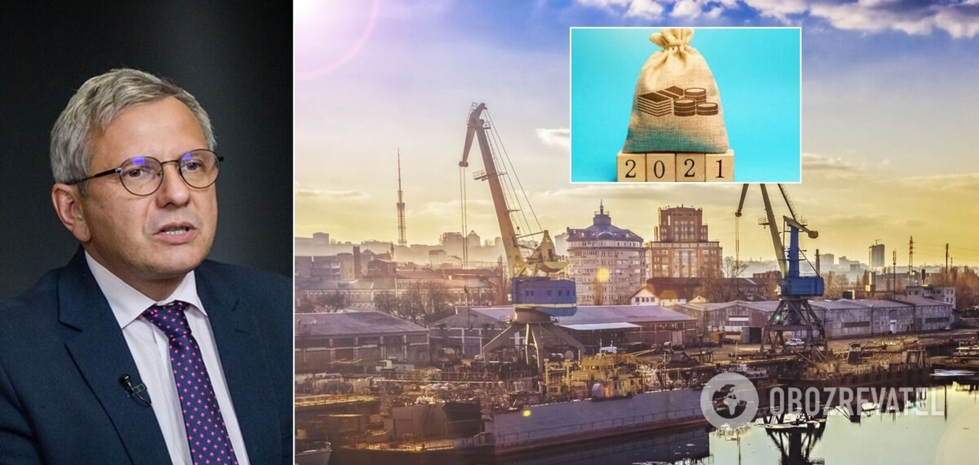 У Зеленського заговорили про економічне зростання України в 2021 році