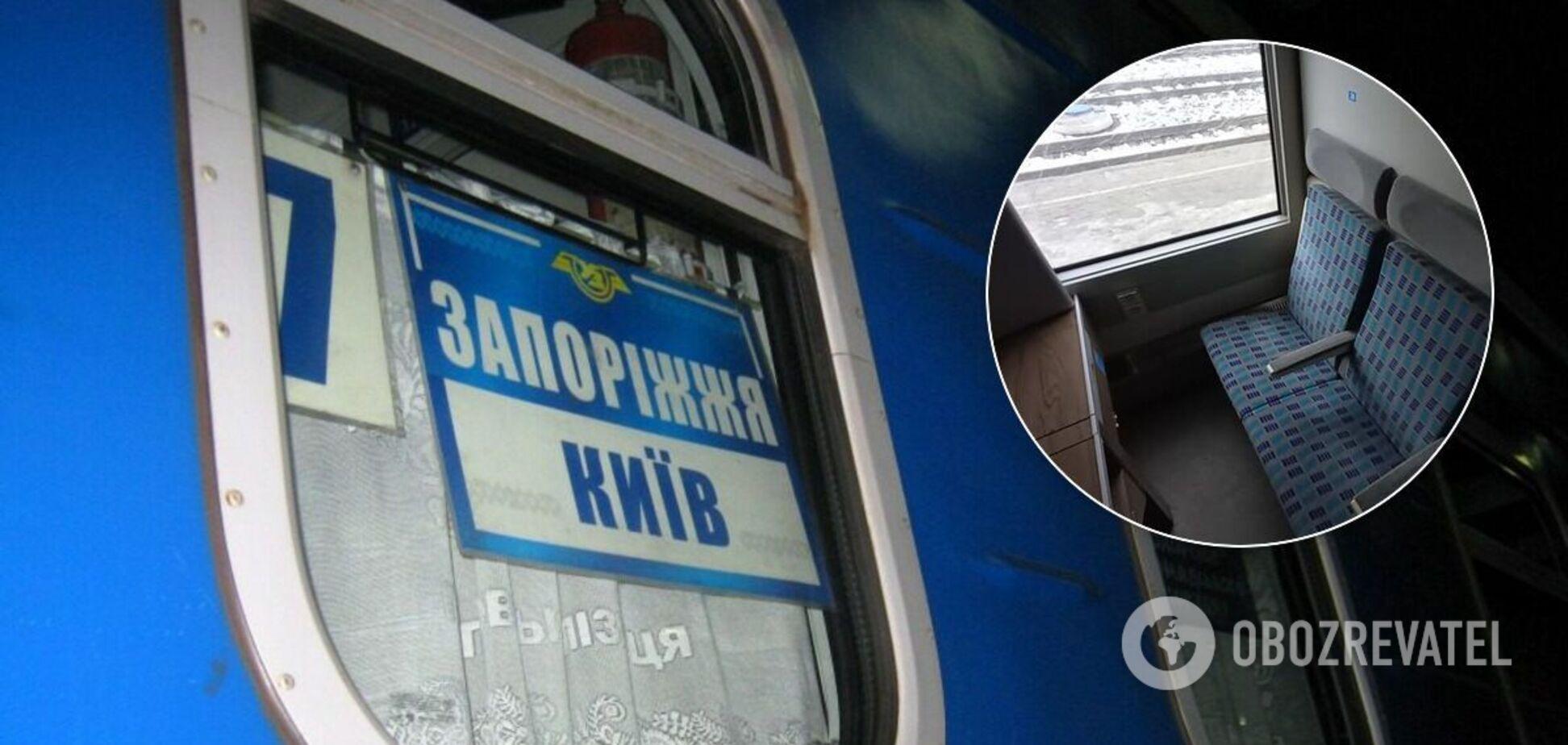 В сети показали элитное купе в поезде 'Укрзалізниці' с душем и туалетом. Фото