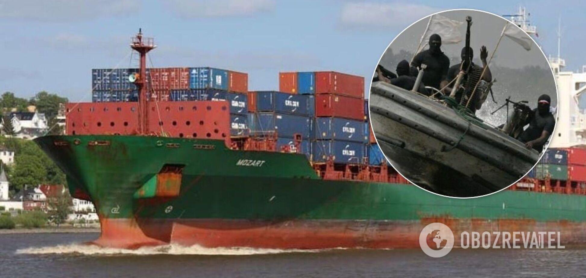 Пірати захопили турецьке судно біля берегів Африки: є поранені й убиті
