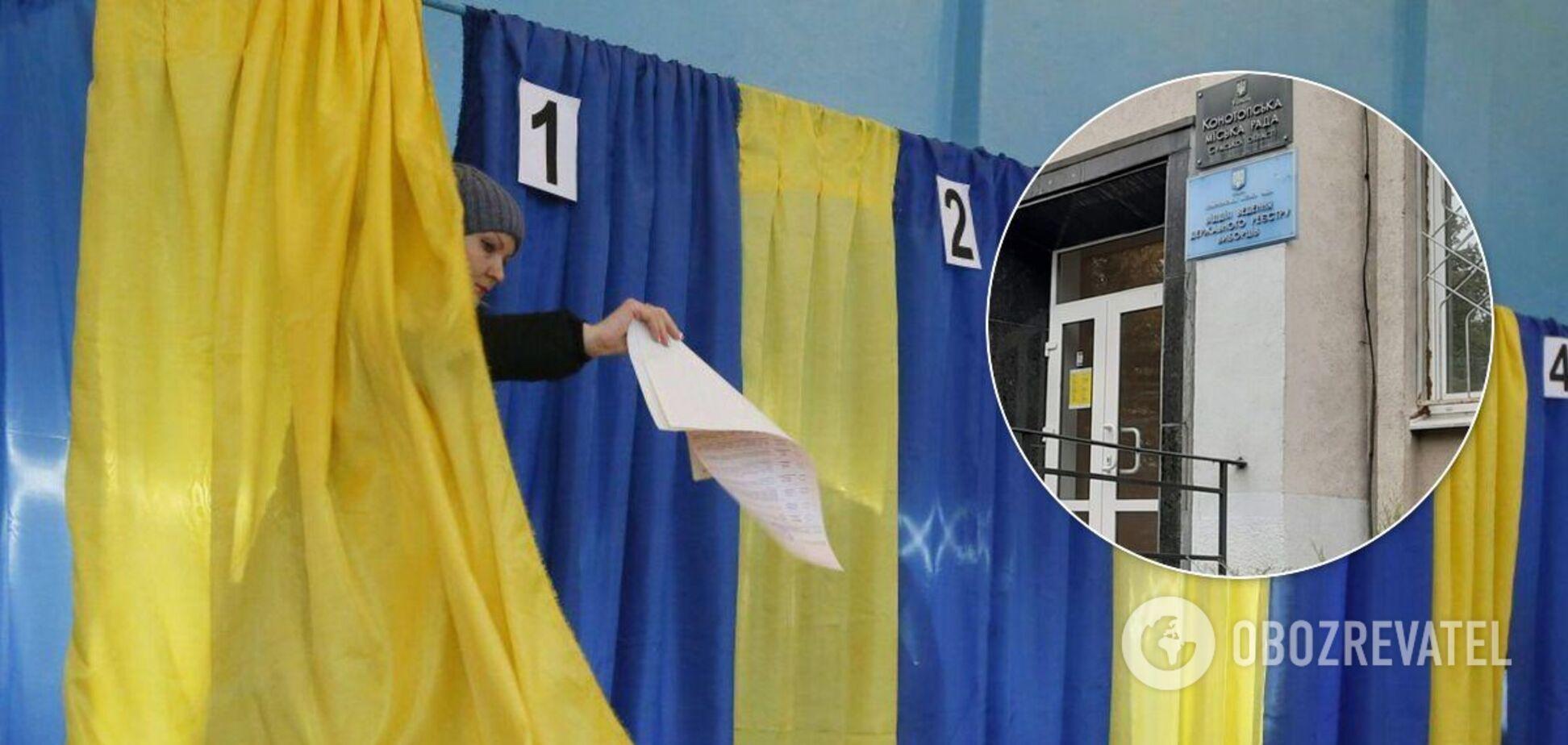 У чотирьох областях України пройшли повторні місцеві вибори: кого обирали