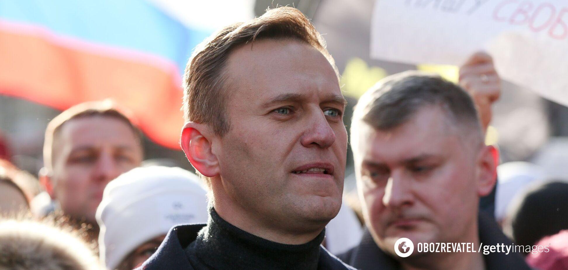 Российский оппозиционер Алексей Навальный поддержал оккупацию Крыма?
