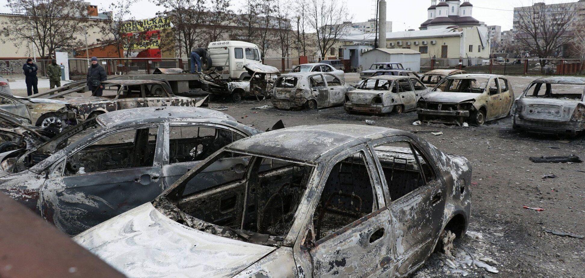 Обстрелом микрорайона Восточный города Мариуполя в 2015 году руководили российские кадровые военные