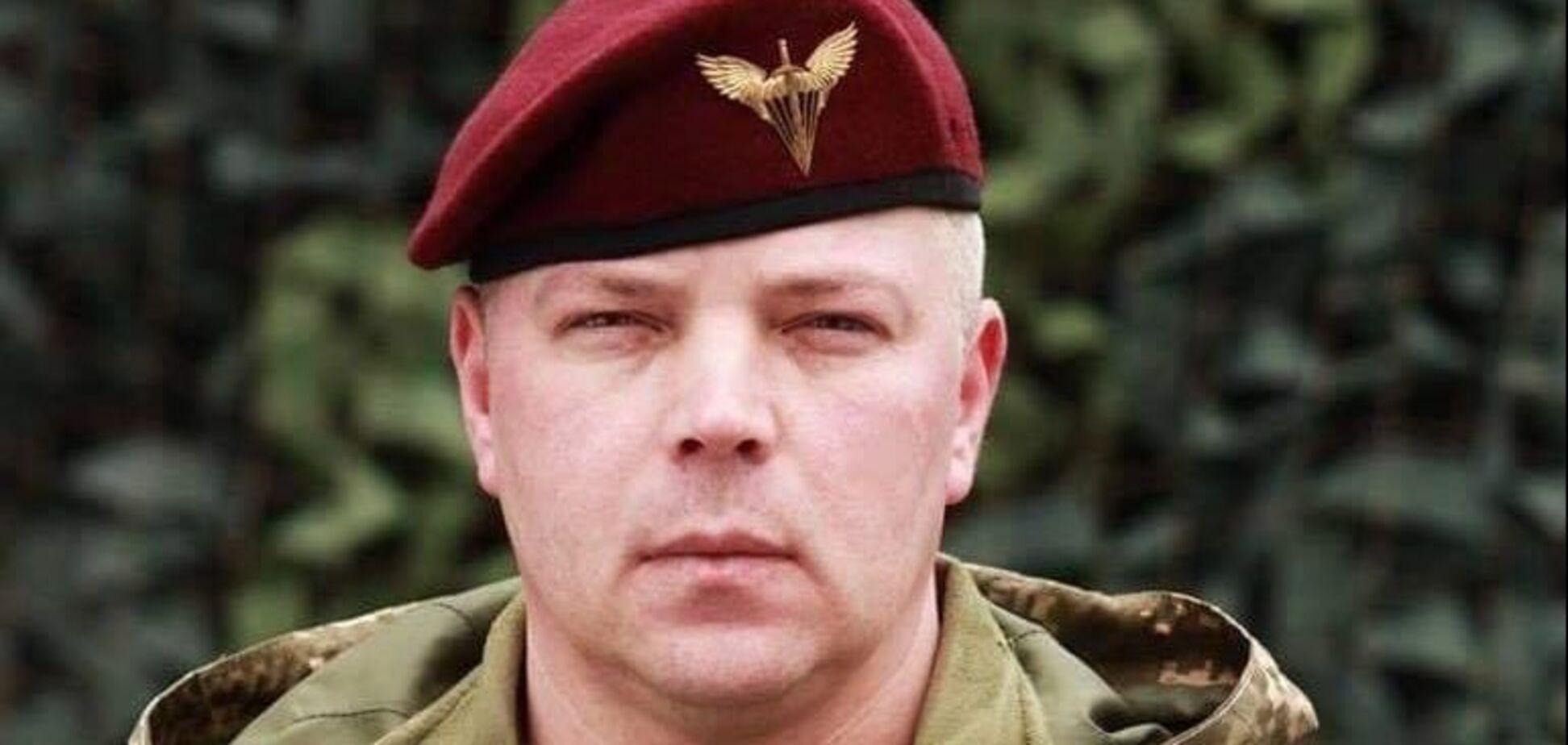 Генералу и командующему десантно-штурмовими войсками ВСУ Михаилу Забродскому исполнилось 48 лет