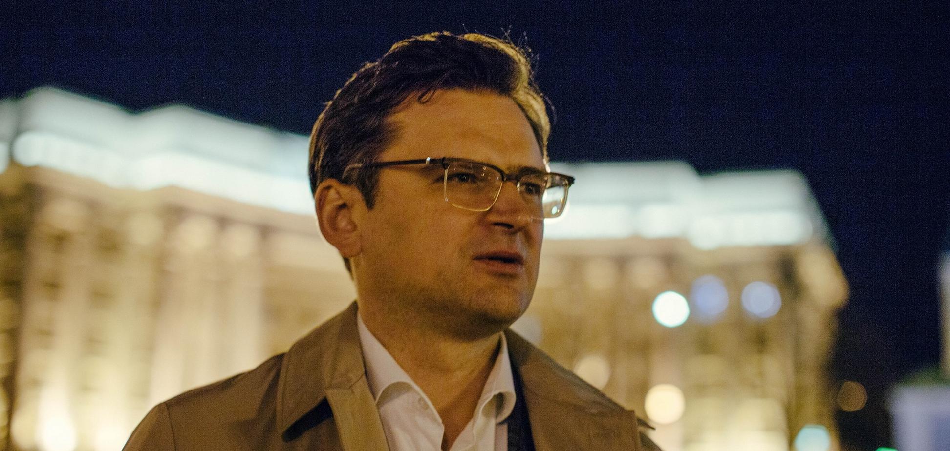 Кулеба: вопросы деоккупации Крыма и Донбасса не надо смешивать