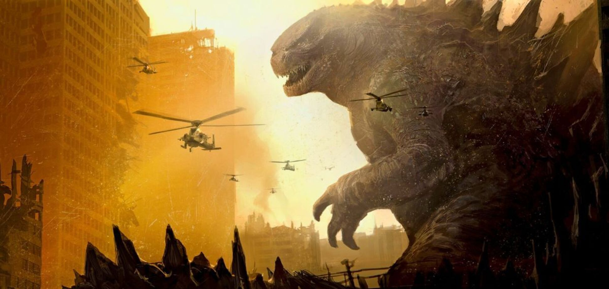 Появился трейлер к фильму 'Годзилла против Конга' с бюджетом около 200 млн долларов