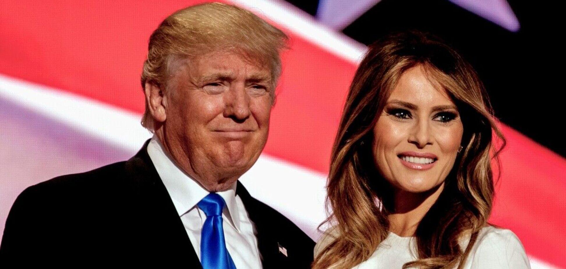 Дональд Трамп с супругой Меланией находятся на грани развода – СМИ
