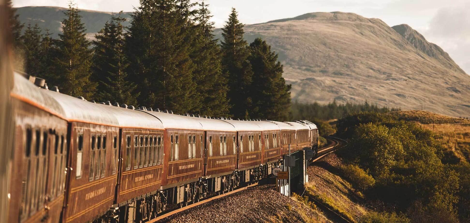 'Укрзалізниця' отдыхает: самые шикарные вагоны поездов в мире. Фото