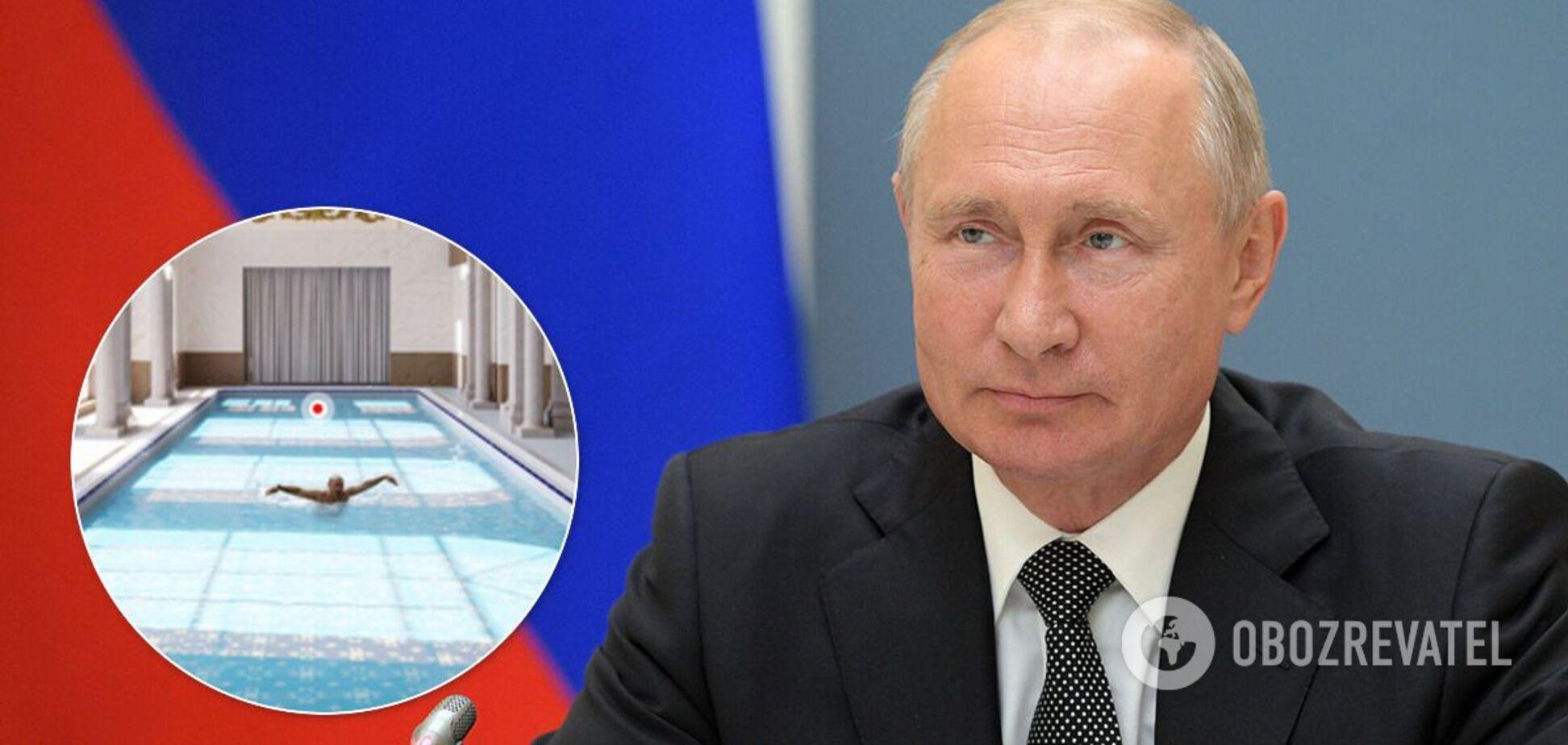 Путін назвав розслідування Навального монтажем